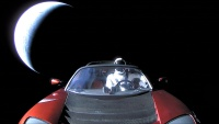 Tesla Roadster Launched Into Space 2 Years Ago Floats Past Mars: Report