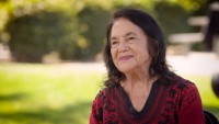 One-on-One With Civil Rights Activist Dolores Huerta