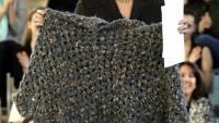 Martha Stewart Says She Still Has That Crocheted Poncho She Wore Leaving Prison