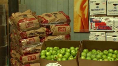 Part 1: Annual Holiday Food Drive on Comunidad El Valle