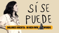 Dolores Huerta: The Civil Rights Icon Who Created the Slogan 'Si Se Puede' (Yes We Can)