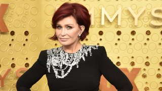 In this Sept. 22, 2019, file photo, Sharon Osbourne attends the 71st Emmy Awards at Microsoft Theater in Los Angeles, California.