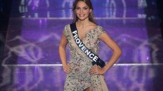 April Benayoum -- Miss France Contestant