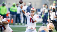 Fred Warner Expects 'Winner' Jimmy Garoppolo to Return Better Than Ever