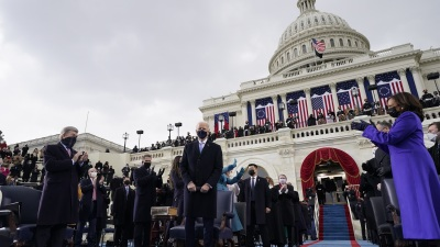High-Security Backdrop to Biden's Inauguration Is a Reminder of the Crises America Faces