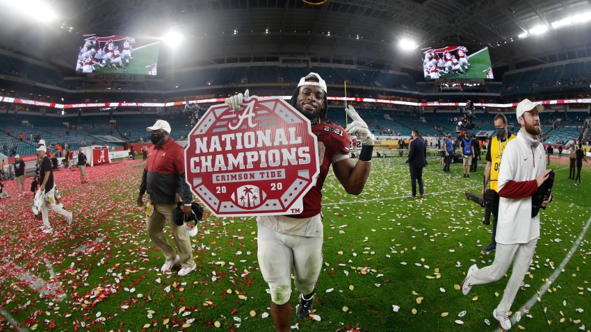 College Football Playoff National Championship - Ohio State vs Alabama