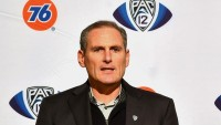 Pac-12 Commissioner Larry Scott Stepping Down at End of June