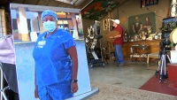 Santa Rosa Artist Honors Frontline Workers With Free Portraits