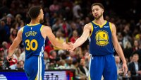 Steph Curry, Klay Thompson Are 'Greatest Backcourt Ever,' Mychal Believes