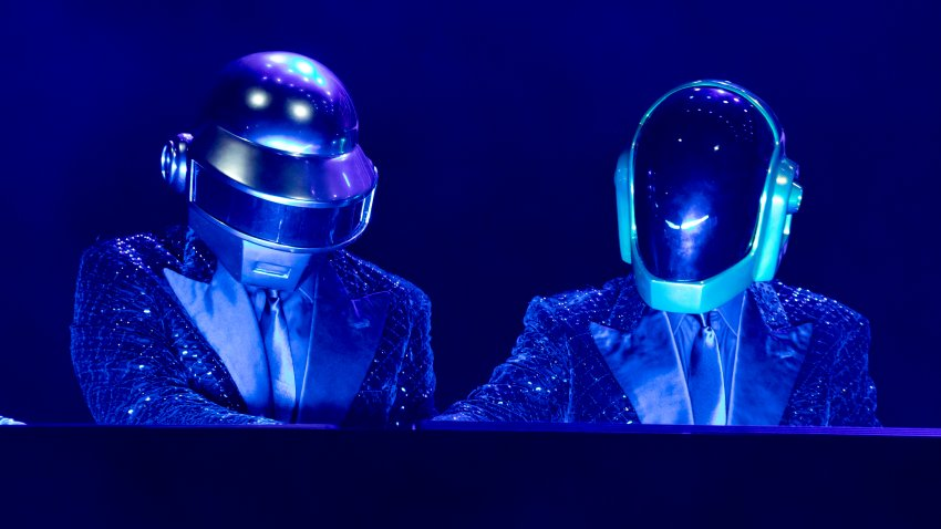French musical group Daft Punk