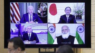 Quadrilateral Security Dialogue (Quad) meeting