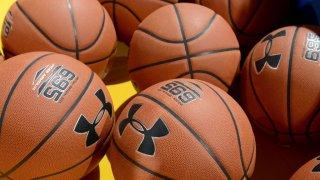 basketballs generic