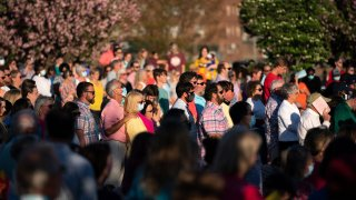 South Carolina Shooting Vigil