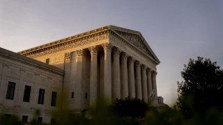 The U.S. Supreme Court in Washington, D.C., U.S., on Tuesday, April 27, 2021.