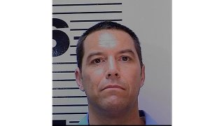 This photo released by the California Department of Corrections and Rehabilitation shows Scott Peterson. The California Supreme Court has overturned the 2005 death sentence for Peterson in the slaying of his pregnant wife. The court says prosecutors may try again for the same sentence if they wish in the high-profile case. It upheld his 2004 conviction of murdering Laci Peterson, who was eight months pregnant with their unborn son.