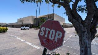 California Housing Empty Malls