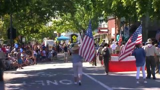 File image of Danville's Fourth of July parade.