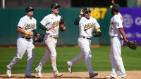 Seth Brown Delivers the Big Hits Again, A's Beat Rays 6-3