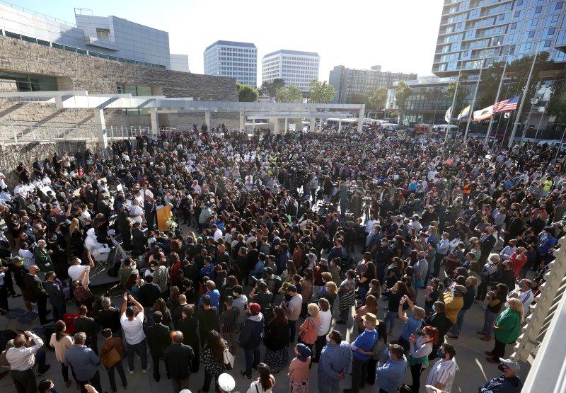 Photos: Community Remembers VTA Yard Shooting Victims in San Jose