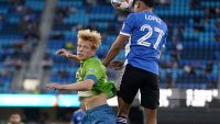 Earthquakes' Win Streak Snapped at Three With Loss to Seattle