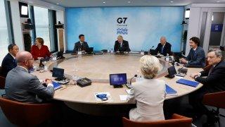 g-7 leaders