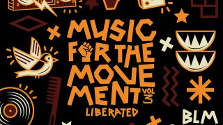 """This cover image released by Disney Music Group shows """"Music for the Movement Volume III – Liberated,"""" the third volume in Disney's four-part series of EPs honoring Black lives and social justice."""