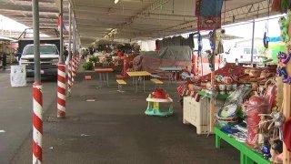 File image of the San Jose Flea Market.