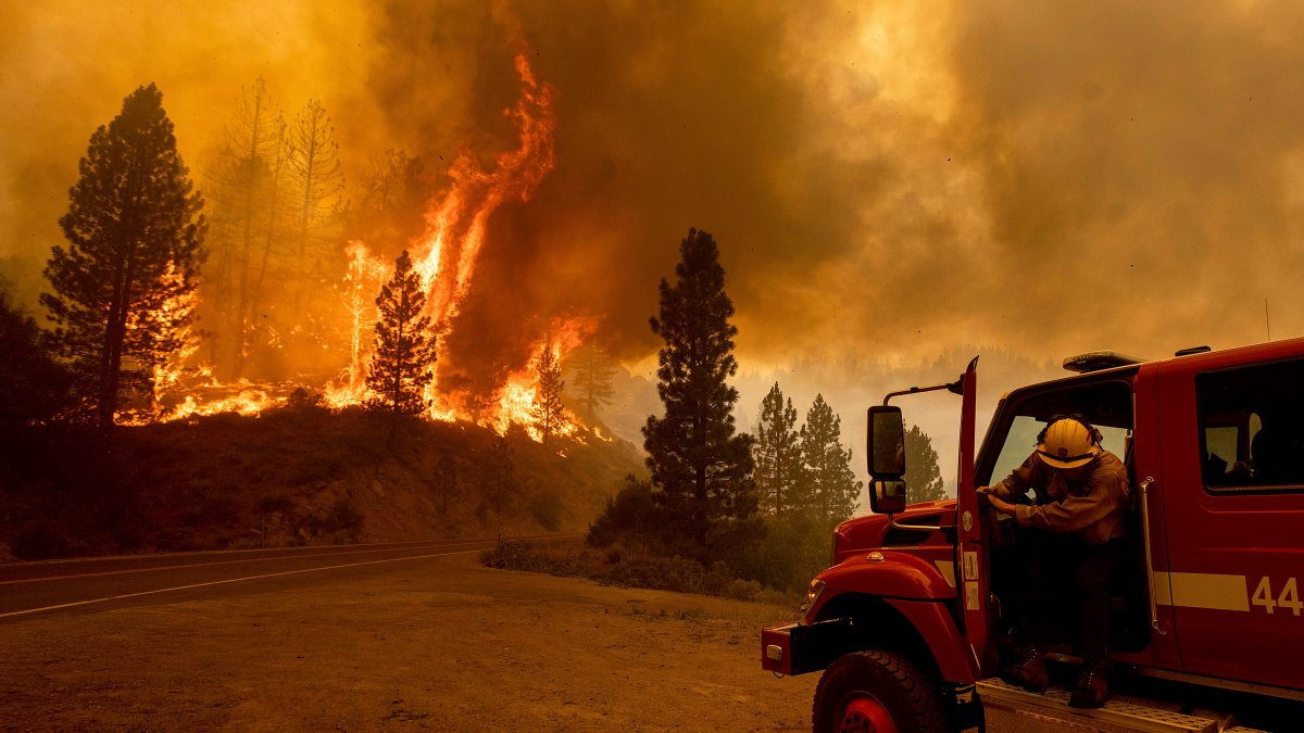 Western Wildfires Force More Evacuations, Threaten American Indian Tribal Lands