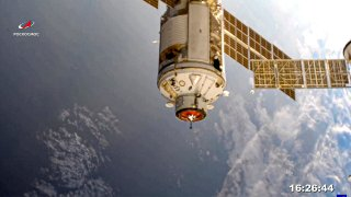 Russian Space Station