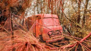 California Wildfires flame retardant