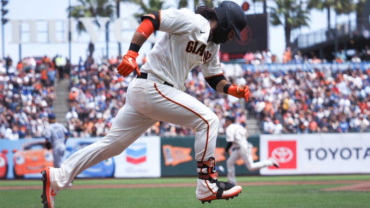 Giants Observations: Crawford, Cueto Spark 5-0 Win Vs. Dodgers