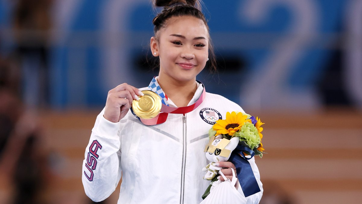 www.nbcbayarea.com: Suni Lee Humbled to Be Inspiration for Others After Medal-Winning Performances