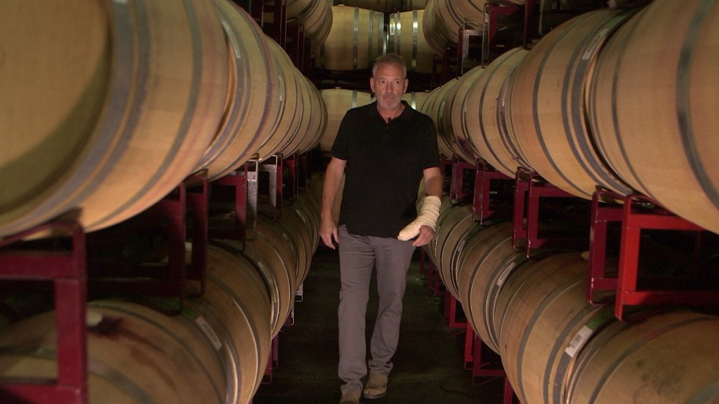 Sixth-generation winemaker Steven Mirassou is championing an effort   successful  Livermore to works  much  cabernet franc grapes.