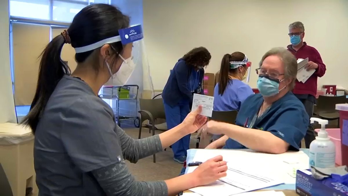 Santa Clara County Inches Closer Toward COVID-19 Vaccination Goal