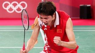 Li Jun Hui of China.