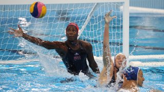 Find out how to watch every match of the Tokyo Olympics water polo tournament across the platforms of NBC Universal.