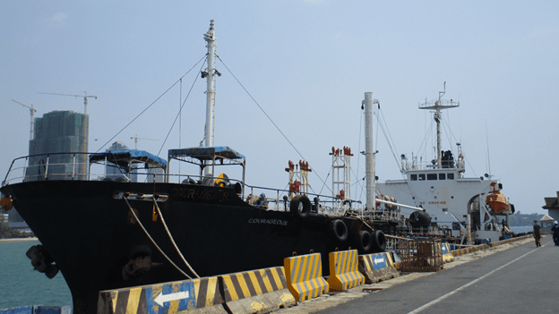 US Takes Ownership of Ship Suspected in N. Korea Oil Scheme – NBC Bay Area