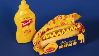 Frenchs Mustard Buns