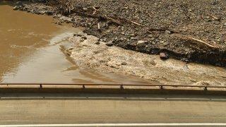 Glenwood Canyon mudslides