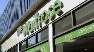 Little Waitrose store, London