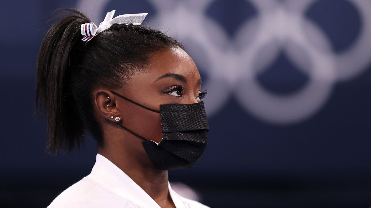 Simone Biles Seeks to Conquer Twisties, Sets Sights on Beam