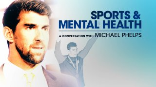 Phelps 'wants more change' caring for athlete mental health