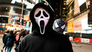 Ghostface Scream Movie