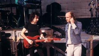 Joe Satriani And Mick Brigden