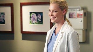 Katherine Heigl scene from Grey's Anatomy