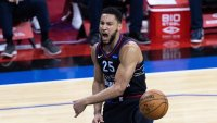 Ben Simmons-76ers Stalemate Could Give Warriors Trade Leverage