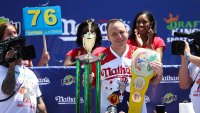 Why San Jose's Joey Chestnut Is Going to Be OK Despite Hot Dog Study