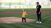 Former Cal Pitcher, Cancer Survivor, Helps Grant 7-Year-Old's Wish