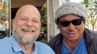 Friendship Between Retiree and Palo Alto Homeless Man Changes Both Lives for the Better