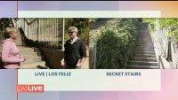 Dani Uncovers the Secret Stairs of LA